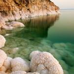 Мертвое море. Место где жил народ Лута.